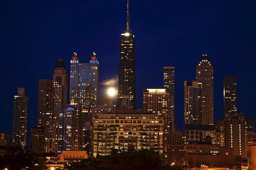 Cityscape of Chicago, Chicago, Illinois