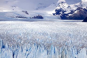 Scenic view of glacier, Chile