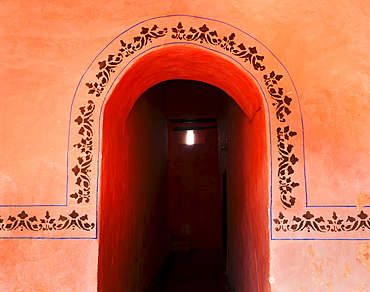 Valladolid, Entrance