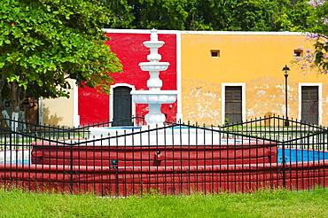 Valladolid, Fountain