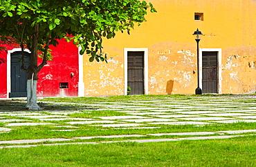 Valladolid, Traditional building