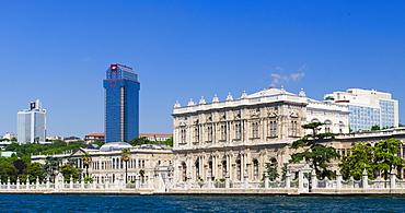 Turkey, Dolmabahce Palace