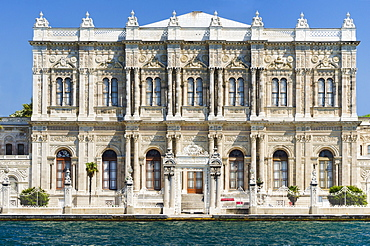 Turkey, Dolmabahce Palace