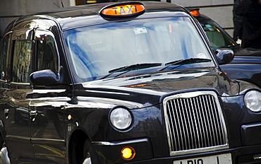 United Kingdom, Traditional black cab