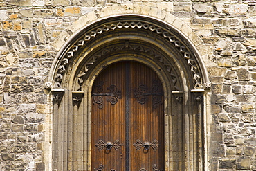 Door of Christ Church Cathedral