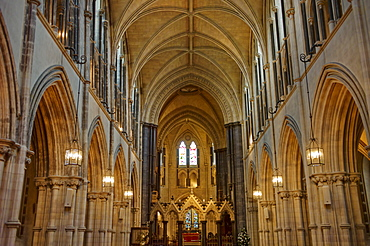 Christ Church Cathedral in Dublin Ireland