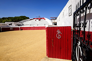 Bull-fighting ring, Mijas, Spain
