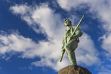 Minutemam statue, Lexington, Massachusetts