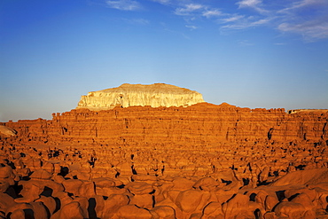 Hoodo rocks, USA, Utah, Goblin Valley State Park