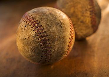 Antique baseball
