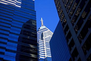 USA, Pennsylvania, Philadelphia, Modern skyscrapers
