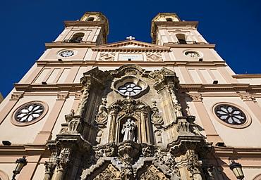 Church of San Antonio de Padua, Cadiz, Spain