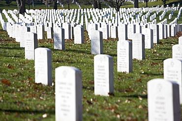USA, Virginia, Arlington, Arlington National Cemetery