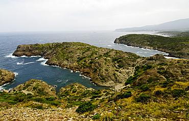 Landscape, Spain, Catalonia, Girona province, Cap de Creus