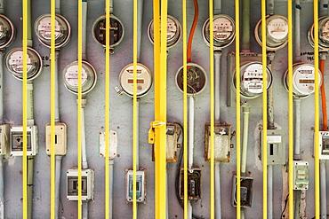 Pressure gauges, Mexico, Quintana Roo, Yucatan, Cancun