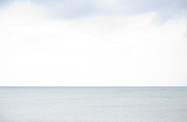 Scenic view of seascape, Nantucket Island, Massachusetts, USA