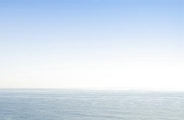 Scenic view of seascape, Nantucket, Massachusetts, USA