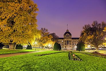 Palais du Rhin, France, Alsace, Strasbourg, Palais du Rhin, Place de la Republique