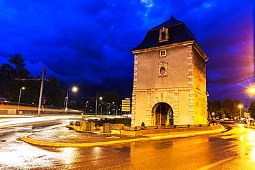 France, Auvergne-Rhone-Alpes, Grenoble, Porte de France