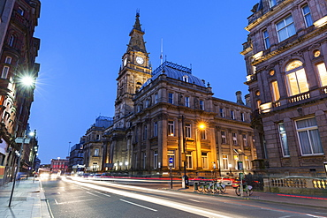 Government buildings in Liverpool, England, Liverpool, North West England, United Kingdom