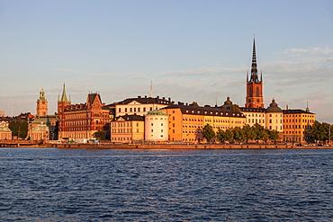 Skyline of Stockholm, Sweden,  Europe
