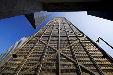 John Hancock Center Chicago Illinois USA