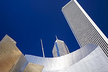 Pritzker Pavilion Chicago Illinois USA