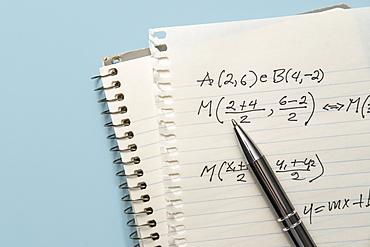 Maths student notes