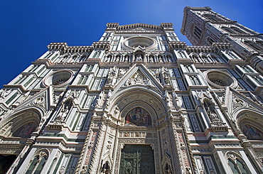 The Duomo in Florence Italy