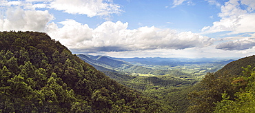 United States, Virginia, Lovers Leap Overlook
