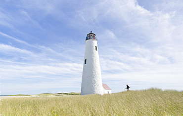 United States, Massachusetts, Nantucket, Great Point Lighthouse