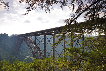 New River Gorge Bridge, Fayetteville, West Virginia, USA