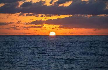 USA, Florida, Boca Raton, Sunrise over sea - 1178-31831