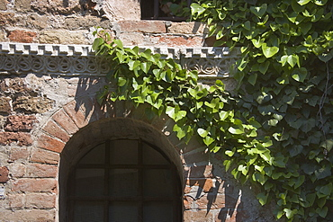 Byzantine arches Church of Santa Fosca Torcello Italy