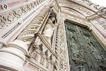 The Duomo Santa Maria Del Fiore Florence Italy