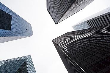 Skyscrapers, New York City, USA