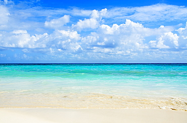 Mexico, Playa Del Carmen, tropical beach