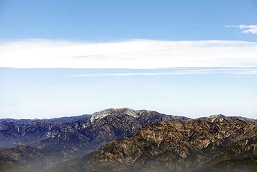 Mountain range, Phoenix, Arizona