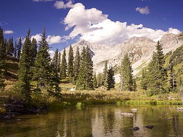 USA, Colorado, Lake Geneva