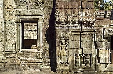 Ancient Temple Angkor Wat Banteay Kdei Cambodia