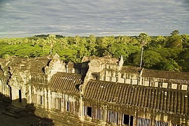 Ancient Temple Angkor Wat Cambodia Khmer