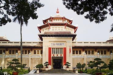 History Museum Ho Chi Minh City Saigon Vietnam