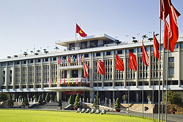 Reunification Palace Ho Chi Minh City Saigon Vietnam