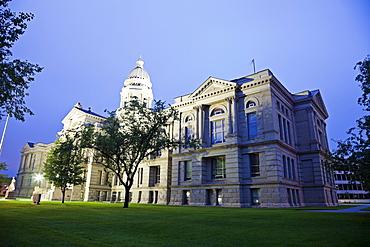 State Capitol Building in Cheyenne, USA, Wyoming, Cheyenne