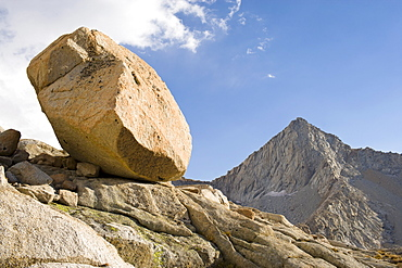 Sequoia National Park, Rock formations