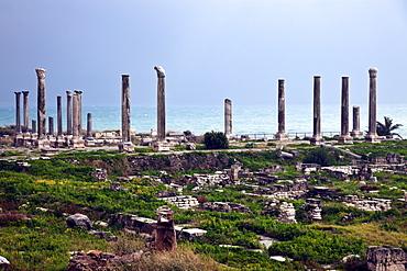 Al Mina ruins