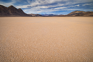 USA, Death Valley, Playa
