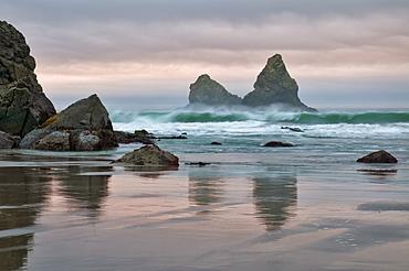 USA, Oregon, Bullards Beach