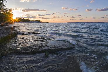 USA, Ohio, Lake Erie