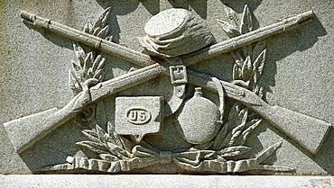 Memorial at Vicksburg National Military Park